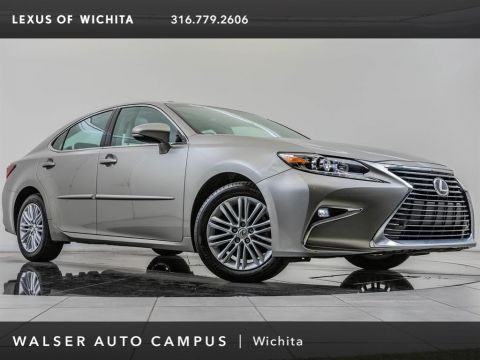 Pre-Owned 2016 Lexus ES 350 Blind Spot Monitor, Premium Package