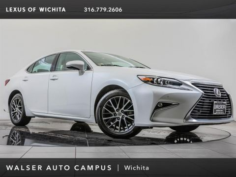 Pre-Owned 2016 Lexus ES 350 Navigation, Luxury Pkg