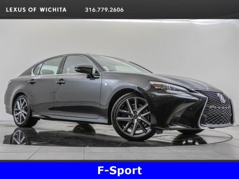 Pre-Owned 2016 Lexus GS 450h F-Sport, Navigation