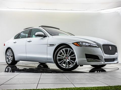 New 2020 Jaguar XF 25t Premium