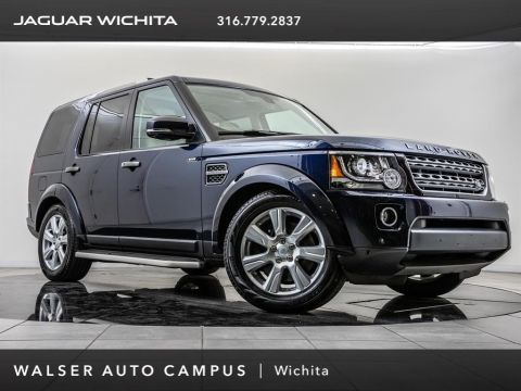 Pre-Owned 2016 Land Rover LR4 HSE, Navigation, Rear View Camera, Blind Spot Asst