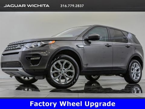 Pre-Owned 2016 Land Rover Discovery Sport HSE, Factory Wheel Upgrade