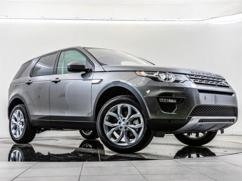 Certified Pre-Owned 2019 Land Rover Discovery Sport HSE, Factory Wheel Upgrade