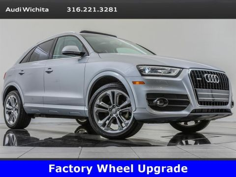 Pre-Owned 2015 Audi Q3 Prestige quattro, Factory Wheel Upgrade, Sport Pkg