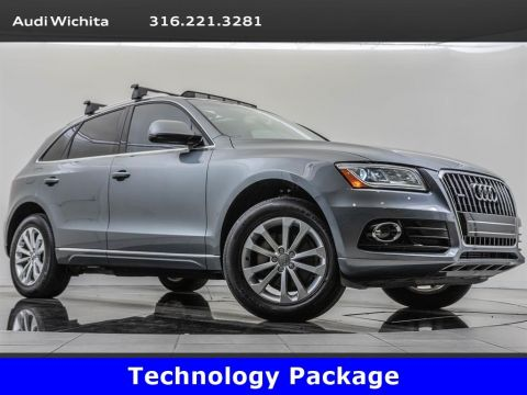 Pre-Owned 2016 Audi Q5 2.0T Premium Plus quattro, Technology Package