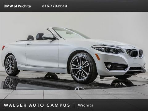 Pre-Owned 2018 BMW 2 Series 230i Conv, Premium Pkg