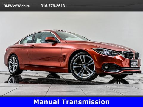 Pre-Owned 2019 BMW 4 Series 2019 BMW 430 I (A8) 2DR CPE