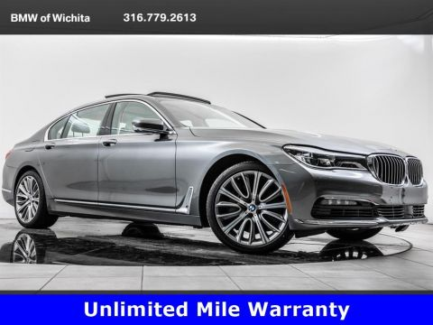 Pre-Owned 2016 BMW 7 Series 750i xDrive, Executive Pkg, Bowers & Wilkins Audio