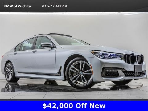 Pre-Owned 2018 BMW 7 Series xDrive, M Sport,