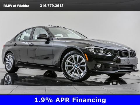 Pre-Owned 2018 BMW 3 Series 320i xDrive, Unlimited Mile Warranty