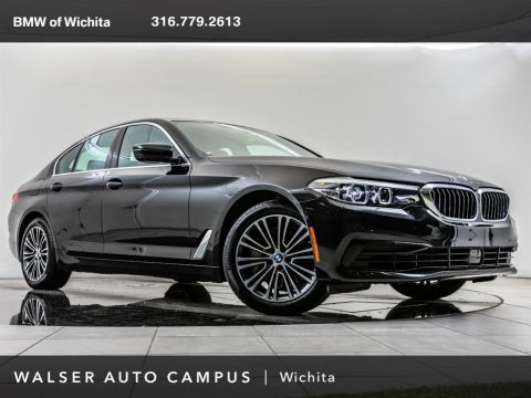 Pre-Owned 2019 BMW 5 Series 540i, BMW Company Demo