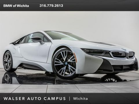 Pre-Owned 2017 BMW i8 Giga World, 20-inch Wheels,