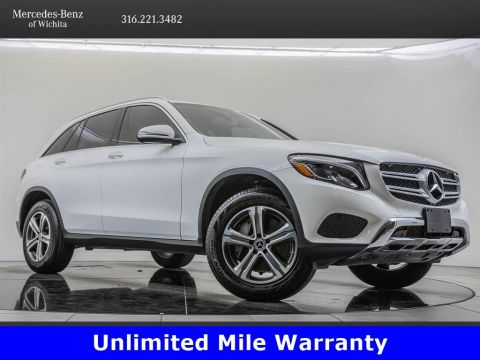 Pre-Owned 2019 Mercedes-Benz GLC GLC 300 4MATIC®, Premium 1 Package