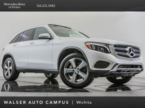 Pre-Owned 2016 Mercedes-Benz GLC GLC 300 4MATIC®, 19-Inch Upgraded Wheels