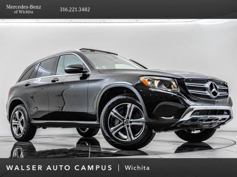 Pre-Owned 2019 Mercedes-Benz GLC GLC 300 4MATIC®, Unlimited Mile Warranty