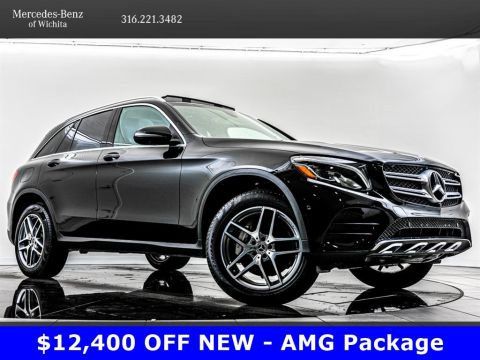 Pre-Owned 2019 Mercedes-Benz GLC GLC 300 4MATIC, AMG® Sport Package