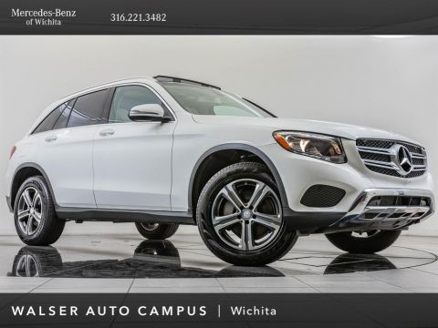 Pre-Owned 2017 Mercedes-Benz GLC GLC 300 4MATIC®, Premium 2 Pkg, Burmester Audio
