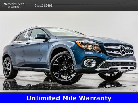 Pre-Owned 2019 Mercedes-Benz GLA GLA 250 4MATIC®, Factory Wheel Upgrade
