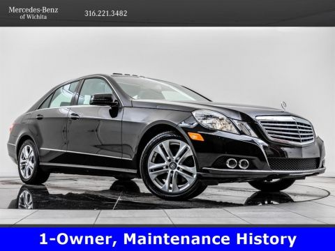 Pre-Owned 2011 Mercedes-Benz E-Class E350 4MATIC®, Premium Pkg, 1-Owner