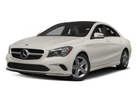 Pre-Owned 2017 Mercedes-Benz CLA