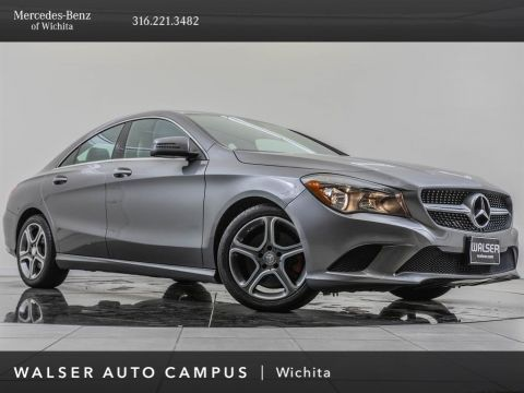 Pre-Owned 2014 Mercedes-Benz CLA PREM1 MULTIMEDIA