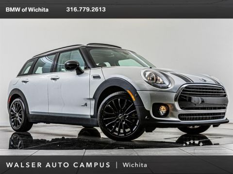 Pre-Owned 2018 MINI Clubman Cooper ALL4, Upgraded Black Wheels