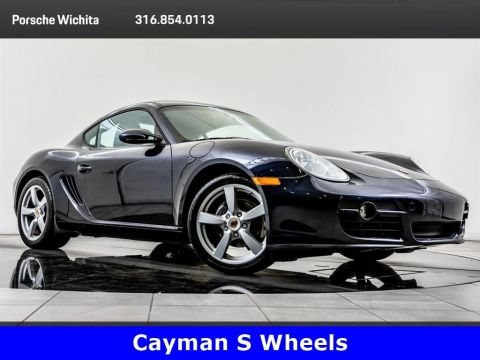 Pre-Owned 2008 Porsche Cayman Upgraded Wheels